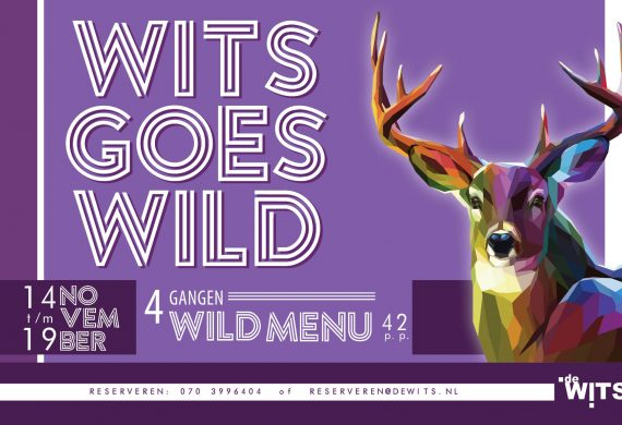 Wits Goes Wild – 14 t/m 19 november