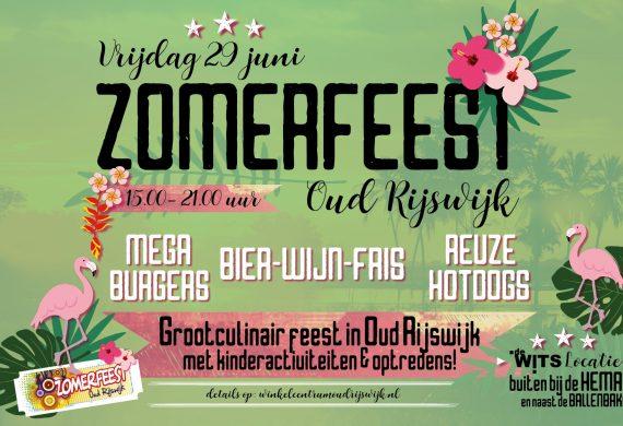 Zomerfeest Oud Rijswijk