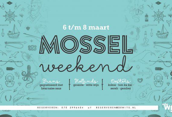 MosselWeekend 6-8 maart